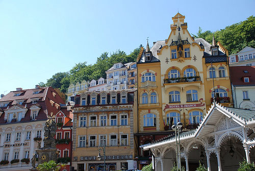 Visiter Karlovy Vary