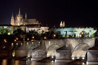 Centre historique de Prague