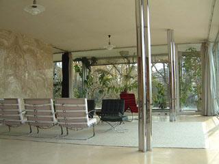 Villa Tugendhat à Brno