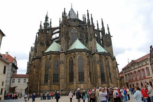 Cath 233 Drale Saint Guy Prague