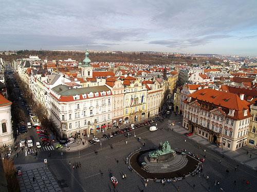 Place de la Vieille-Ville Prague