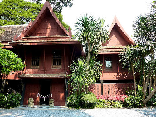 Maison de Jim Thompson Bangkok