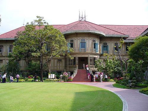 Palais Vimanmek Bangkok