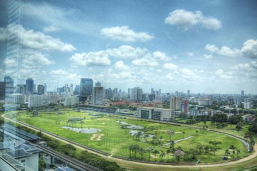 Bangkok Royal golf