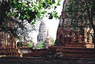Patrimoine historique Thaïlande