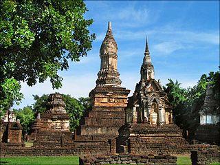 Ville historique de Sukhothaï et villes historiques associées