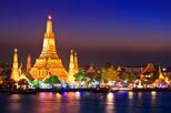 diner Chao Praya Bangkok
