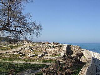 Cité punique de Kerkouane et sa nécropole