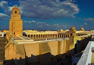 Patrimoine historique Tunisie