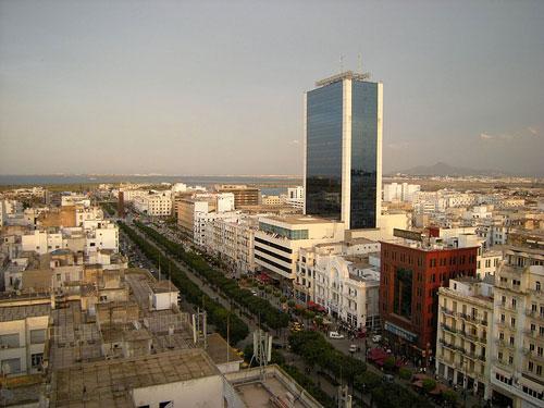 Avenue Bourguiba
