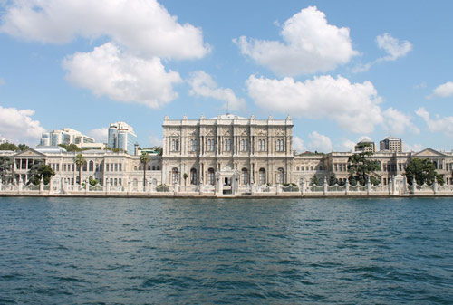 Palais de Dolmabahçe Istanbul
