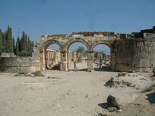 Hierapoli - Pamukkale