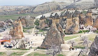 Parc national de Göreme et sites rupestres de Cappadoce