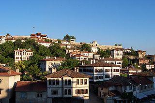 Ville de Safranbolu