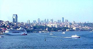 Zones historiques d'Istanbul