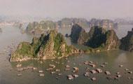 Visiter la baie de Halong