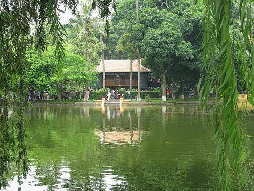 Maison de Hô Chi Minh Hanoï
