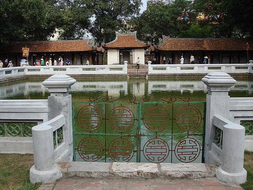 Temple de la Littérature Hanoï