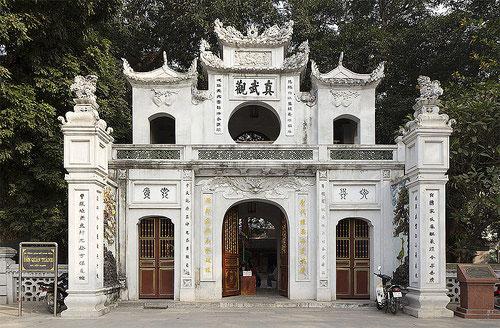 Temple Quan Thanh Hanoï