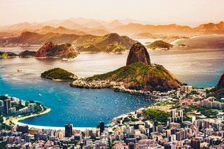 séjour Rio